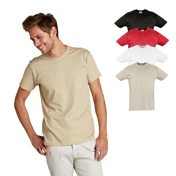 L187 SOLS Organic Cotton Men T-Shirt