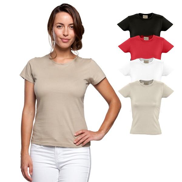 L188 SOLS Organic Cotton Women T-Shirt