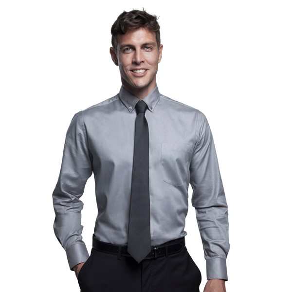 L602 SOLS Long Sleeve Shirt Business Men