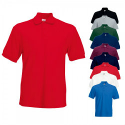 Fruit of the Loom 65-35 Heavy Piqué Polo