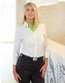 C.G. Workwear Bluse Ferrara Lady CGW640