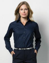 Kustom Kit Business Shirt Long Sleeve