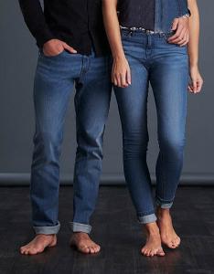 Denim Jeans Damen und Herren