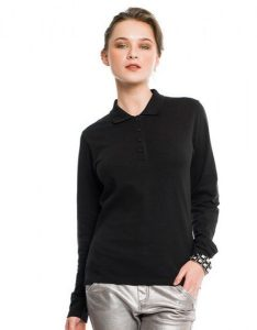 Nath Woman Longsleeve Polo NH542