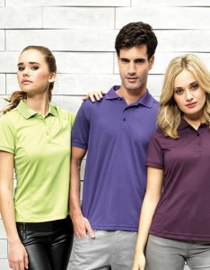 Premier Workwear Womens Coolchecker Piqué Polo PW616