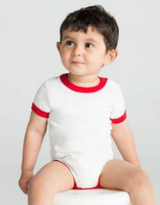 Babybugz Baby Ringer Bodysuit BZ19