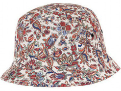 FLEXFIT Flower Pattern Bucket Hat Polyester FX5003FP