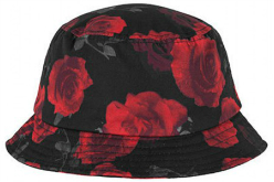 FLEXFIT Roses Bucket Hat Polyester FX5003R