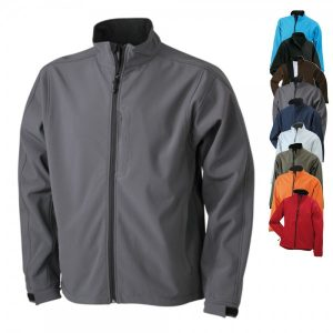 James +Nicholson Mens Softshell Jacket JN135