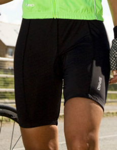 SPIRO Ladies Padded Bikewear Shorts RT187F