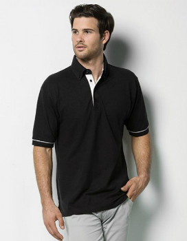 kustom-kit-button-down-collar-contrast-polo-shirt-k449