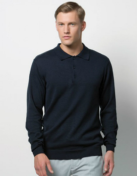 kustom-kit-mens-arundel-polo-shirt-long-sleeve-k356