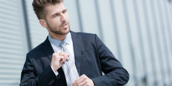 82b08617fde78d Männer mit Stil tragen den Anzug richtig - Textilwaren Magazin