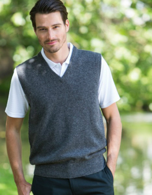 henbury-lambswool-v-neck-sleeveless-jumper-w731
