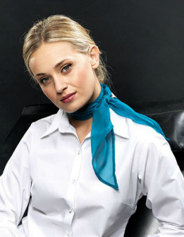 premier-workwear-womens-colour-chiffon-scarf-pw740