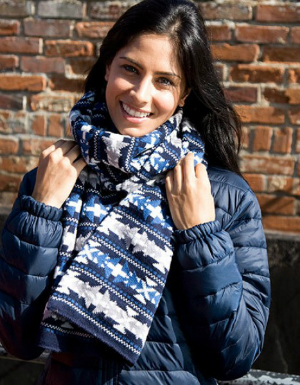 result-winter-essentials-fair-isle-jacquard-scarf-rc350