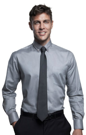sols-long-sleeve-shirt-business-men-titanium-grey