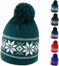 result-winter-essentials-fair-isle-knitted-hat-rc151