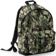 BagBase Camo Backpack BG175