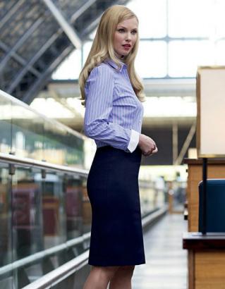 Brook Taverner Sophisticated Collection Numana Straight Skirt BR631