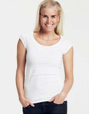 Neutral Ladies Roundneck T-Shirt NE81010