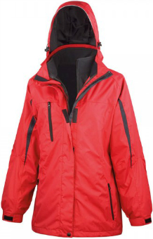 Result Ladies 3 in 1 Softshell Journey Jacket RT400F