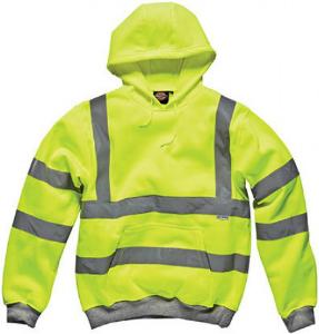 Dickies Hochsichtbares Kapuzen-Sweatshirt DK22090