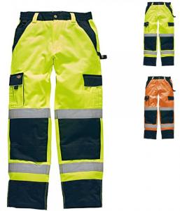 Dickies Industry Warnschutz Bundhose EN 20471 DK30035