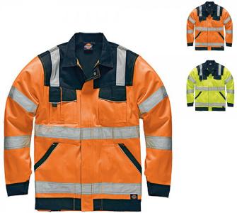 Dickies Industry Warnschutz Bundjacke EN20471 DK30015