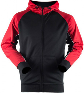 Finden Hales Panelled Sports Hoodie FH340