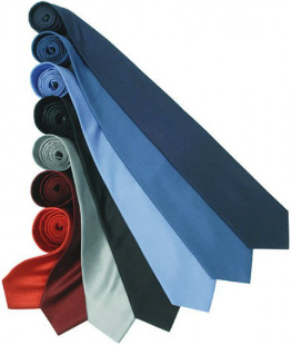 Premier Workwear Seidenkrawatte Colours Einheitsgröße PW795