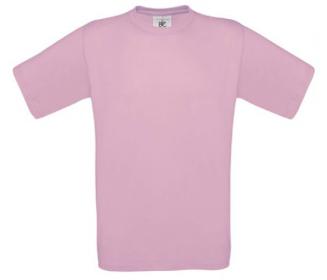 BC T-Shirt Exact 190 Pacific Pink