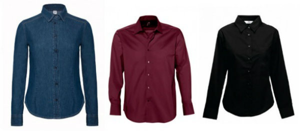 Hemden und Blusen