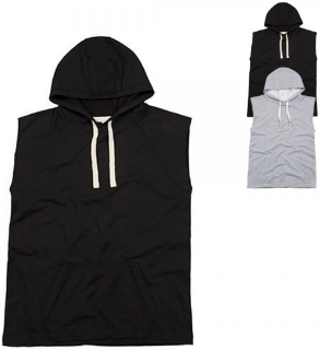 Mantis Womens Oversized Sleeveless Hoodie P113