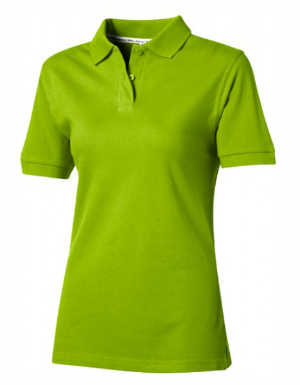 Slazenger Forehand Damen Poloshirt Apple Green