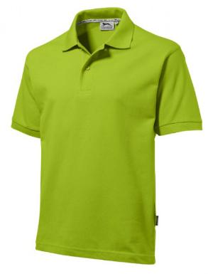 Slazenger Forehand Herren Poloshirt Apple Green