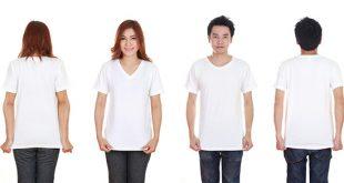 T-Shirt Formen