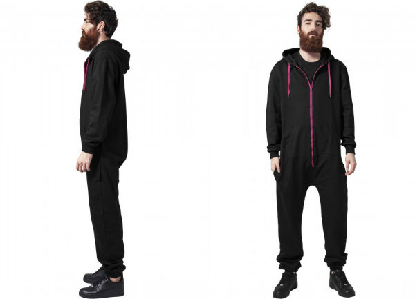 Mens Sweat Jumpsuit