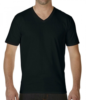Gildan Premium Cotton® V-Neck T-Shirt