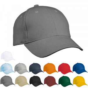 myrtle beach 6 Panel Cap Heavy Cotton