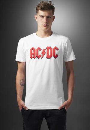 ACDC Logo Tee Band Shirt fuer Herren