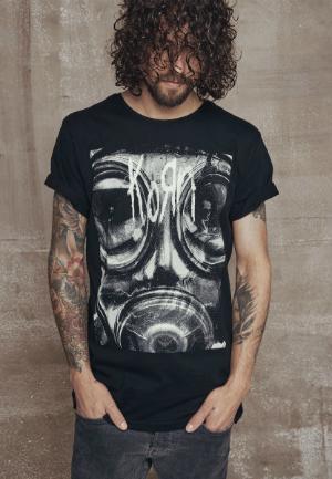 Korn Asthma Tee Band Shirt fuer Herren