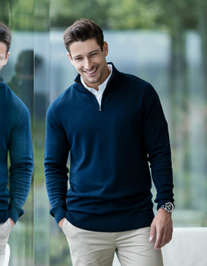 789819d7a16898 Business Casual Look für Herren - Textilwaren Magazin