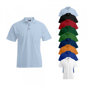 Promodoro Men´s Heavy Polo Pocket