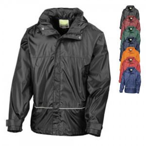 Result Youth Waterproof 2000 Midweight Jacket