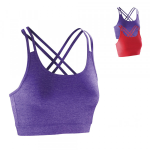 SPIRO Fitness Womens Crop Top RT274F