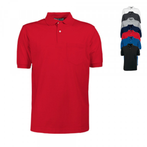 Tee Jays Pocket Polo Piqué
