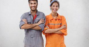 Overall-Arbeitskleidung