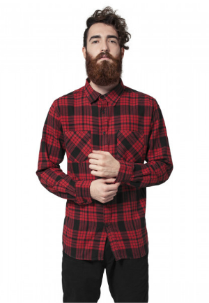 Flanell Shirt mit neuem Karomuster