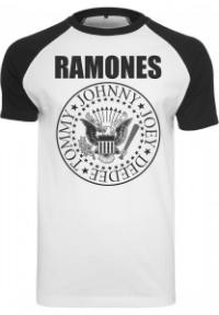 Ramones Circle Raglan Tee